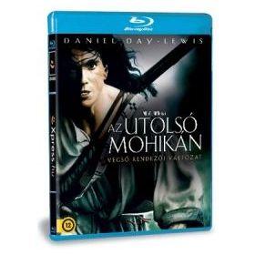 Az utolsó mohikán: Végső rendezői változat (Blu-ray)