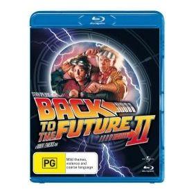 Vissza a jövőbe 2. (Blu-ray)