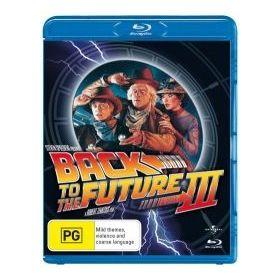 Vissza a jövőbe 3. (Blu-ray)