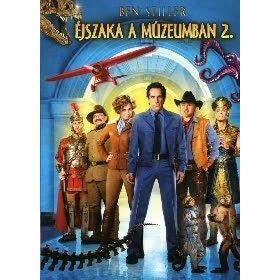 Éjszaka a múzeumban 2. (DVD)
