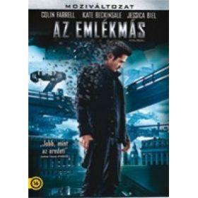 Az emlékmás (2012) (DVD)