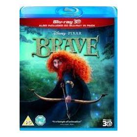 Merida a bátor (3D Blu-ray)