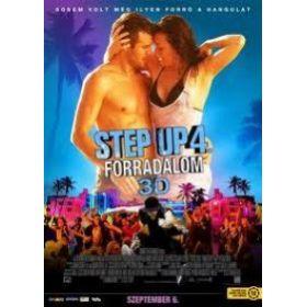 Step Up 4. - Forradalom (DVD)