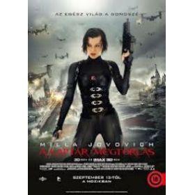 A kaptár: Megtorlás (DVD)