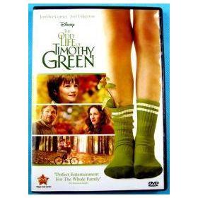 Timothy Green különös élete (DVD)