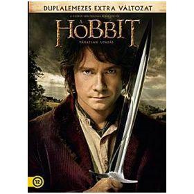 A hobbit - Váratlan utazás (duplalemezes extra változat) (2 DVD)
