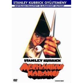 Mechanikus narancs (DVD)