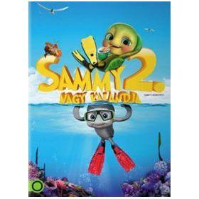 Sammy nagy kalandja 2.: Szökés a Paradicsomból (DVD)