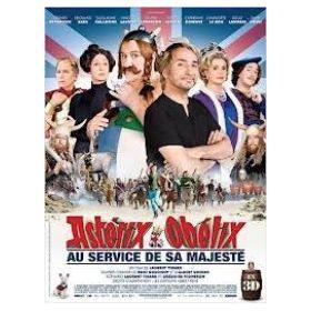 Asterix & Obelix: Isten óvja Britanniát (DVD)