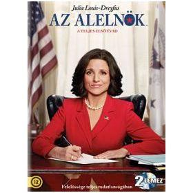 Az alelnök - 1. évad (2 DVD)