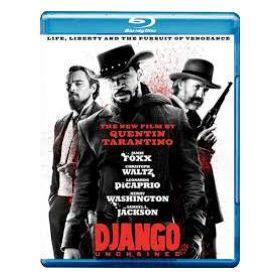 Django elszabadul (Blu-ray)