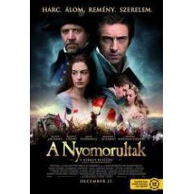 A nyomorultak (2012) (DVD)