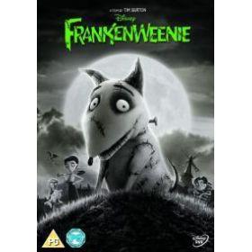 Frankenweenie: Ebcsont beforr (DVD)