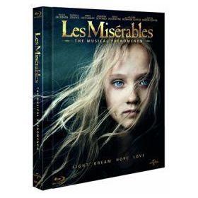 A nyomorultak (2012) - Limitált digibook változat (Blu-ray)