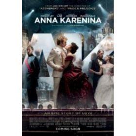 Anna Karenina (2012) (DVD)