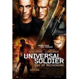 Tökéletes katona: A leszámolás napja (DVD)