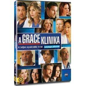 A Grace klinika - 8. évad (6 DVD)