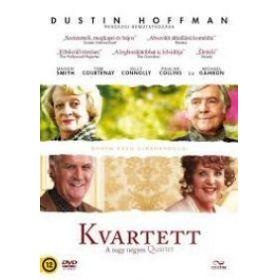 Kvartett: A nagy négyes (DVD)