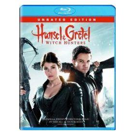 Boszorkányvadászok (Blu-ray 3D)