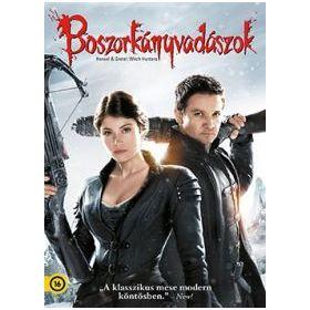 Boszorkányvadászok (DVD)