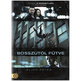 Bosszútól fűtve (DVD)