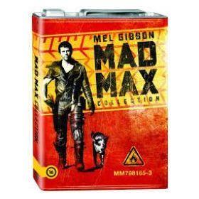 Mad Max-gyűjtemény (3 Blu-ray) - Limitált benzinkannás csomagolásban