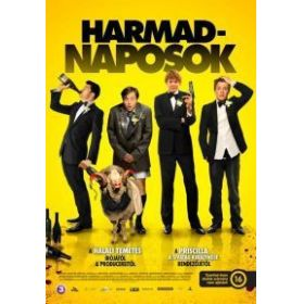 Harmadnaposok (DVD)
