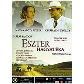 Eszter hagyatéka (DVD)