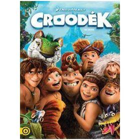 Croodék (DVD) (DreamWorks gyűjtemény)
