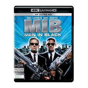 Men In Black - Sötét zsaruk (4K UHD+Blu-ray)