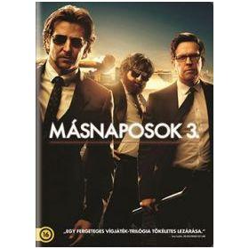 Másnaposok 3. (DVD)