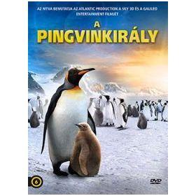 A pingvinkirály (DVD)