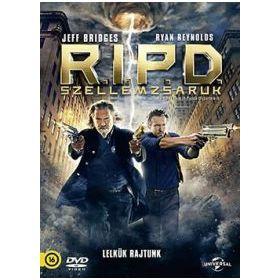 R.I.P.D. - Szellemzsaruk (DVD)