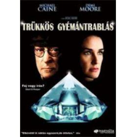 Trükkös gyémántrablás (DVD)