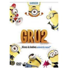Gru 2. (DVD)