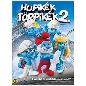 Hupikék törpikék 2. (DVD)