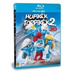 Hupikék törpikék 2. (Blu-ray 3D)