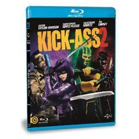 Kick-Ass 2. (Blu-ray)
