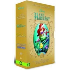 A kis hableány gyűjtemény (3 DVD)