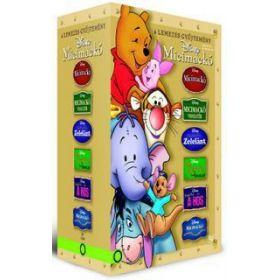 Micimackó gyűjtemény (6 DVD)