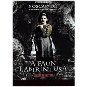 A Faun labirintusa (DVD) *2 lemezes kiadás*