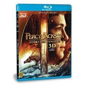 Percy Jackson: Szörnyek tengere (Blu-ray3D+Blu-ray)