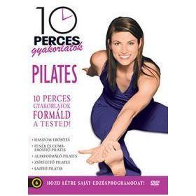 10 perces gyakorlatok: Pilates (DVD)