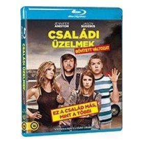 Családi üzelmek (mozi- és bővített változat) (Blu-ray)