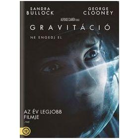 Gravitáció (DVD)