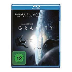 Gravitáció (Blu-ray)