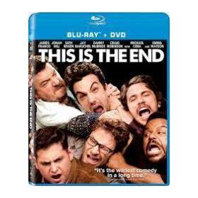 Itt a vége (Blu-ray)