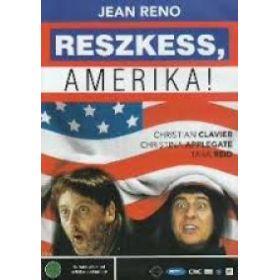 Reszkess, Amerika! (DVD)