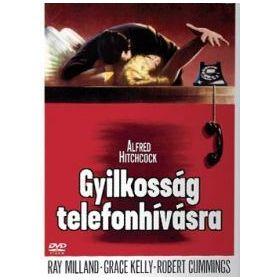 Gyilkosság telefonhívásra (DVD)