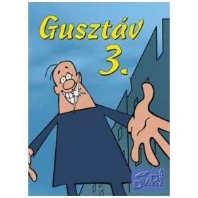 Gusztáv 3. (DVD)